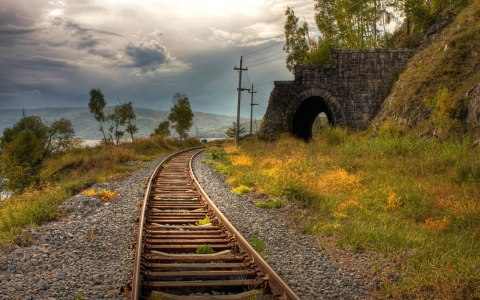 Railway Line Wallpapers 04